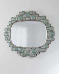 H87P8 Janice Minor Piper Mirror