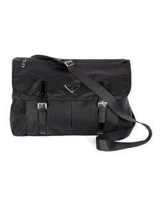 prada handbag blue - Prada Designer Handbags Sacca BT0421 Vela Nylon Crossbody Shoulder ...