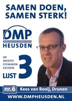 Kees van Rooij (DMP Heusden)