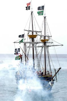 Oh lord...i forsee this being my favorite part of living there. Pirates week in the Cayman Islands  www.caymanturtlefarm.ky