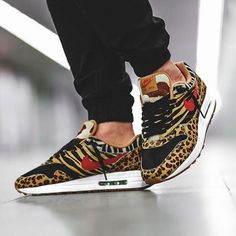 - Whos going to camp for these Nike Air Max 1 Atmos Animals? By @bstnstore Click the link in our bio to shop. Make sure to follow @getswooshed.