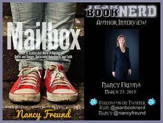 Nancy Freund Author Interview ~ Jean BookNerd