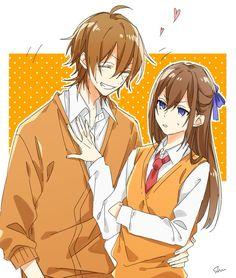 Kawaii Anime, Anime Cupples, Otaku Anime, Anime Love Story, Manga Love, Manga Girl, Anime Couples Drawings, Anime Couples Manga, Anime Girls
