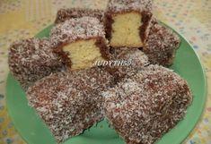 Pihe-puha kókuszos kocka Krispie Treats, Rice Krispies, Sweet Tooth, Paleo, Desserts, Food, Hungary, Tailgate Desserts, Deserts