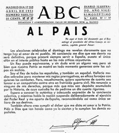 manifiesto+despedida+Alfonso+XIII+abril+1931.jpg (888×989)