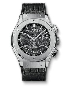 Details and features of 0 Chronograph, Swiss luxury watch by Hublot. Find out where to buy and prices of Hublot Classic Fusion watches. Amazing Watches, Cool Watches, Watches For Men, Dallas Cowboys Watch, Nfl Dallas, Cowboys Football, Football Team, Hublot Watches, Men's Watches