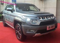 #срочно #Авто | Beijing BJ20: китайцы действительно собираются это выпускать | http://puggep.com/2015/11/17/beijing-bj20-kitaicy/