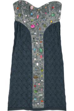 MissoniClorinda mini dress