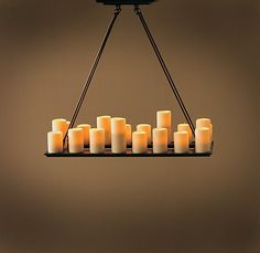This Is The Style Of Candle Chandelier That I Want For Our Dining Room 1350