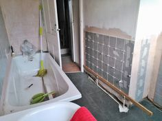 14.)  yeah alright, tile overkill but I was doing this ALL DAY!!!