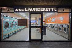 Barbican Launderette | Flickr - Photo Sharing!