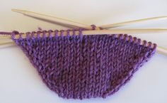 Ristiin rastiin: Kärjestä aloitettu sukka, ohje Crochet Socks, Knitting Socks, Knit Crochet, Boot Cuffs, Womens Slippers, Knit Patterns, Mittens, Booty, Stitch