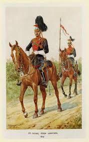 Image result for 5th royal irish lancers uniform