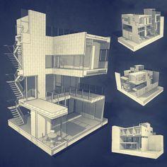 Casa CorMAnca / PAUL CREMOUX studio Vista