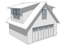 shed dormer windows - Google Search