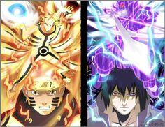 Naruto vs Sasuke; La ultima pelea