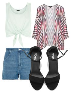 """""""Untitled #23"""" by purplepancakeaarecool on Polyvore featuring New Look, navabi and Madewell"""