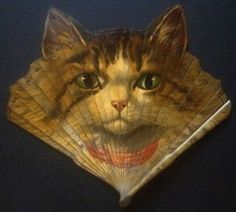 Cat Mosely fan Adolphe Thomasse