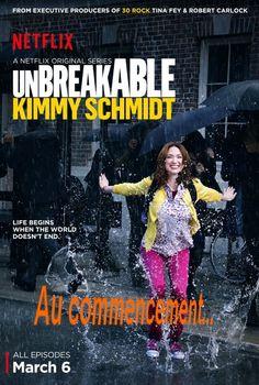 Que faut t-il retenir des débuts de Unbreakable Kimmy Schmidt la série de Netflix? Eléments de réponse avec @WildGunslinger