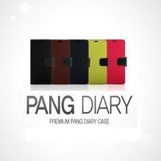 PANG Diary Case for iPhone 5 at U$10.98.