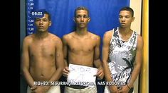 Polícia prende cinco durante patrulhamento reforçado para a Rio+20 - Vídeos - R7