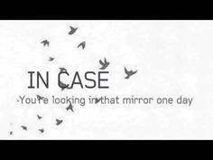 Demi Lovato - In Case (Lyrics Video)