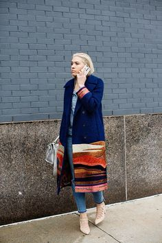 On the Street…Varick St., New York (The Sartorialist)