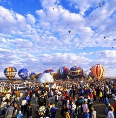 International Balloon Festival—Albuquerque, New Mexico | TOP 10 World Legendary Festivals You Don't Want To Miss