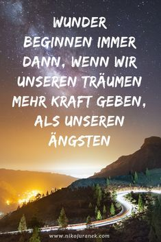 Die Angst vor dem Scheitern — Niko Juranek Many people are afraid of failure. Often, there is a toxic environment Motivational Songs, Motivational Thoughts, True Quotes About Life, Life Quotes, Montag Motivation, Training Quotes, Happy Minds, Secret Law Of Attraction, Beautiful Mind