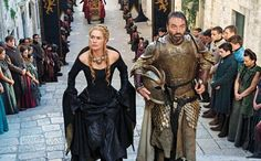 The biggest pleasureof Game of Thrones comes from watching everyone play a brutal game of musical chairs. As the players circle one another, kings...