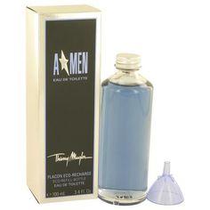 ANGEL by Thierry Mugler Eau De Toilette Eco Refill Bottle 3.4 oz (Men)