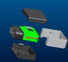 Custom Plastic Enclosures and Accessories