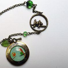 Collier aux secrets, L'elfe et l'oiseau CS010