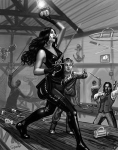 """In this Chapter """"weapons"""" of Western Watch, Lady Merreth is up to her usual talents of spilling blood and burning things. She is pretty bad-ass in this . The Brawl Digital Art, Wonder Woman, Deviantart, Superhero, Drawings, Lady, Pretty, Artwork, Artist"""