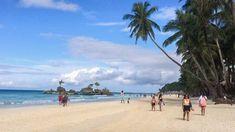 Boracay Update | Front Beach Parallax Effect Boracay Philippines, Boracay Island, Beach, Water, Outdoor, Youtube, Philippines, Gripe Water, Outdoors