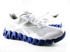 NEW REEBOK ZIGTECH ZIGENERGY RUNNING 1-V71591 WHITE Men