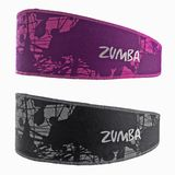"Zumba Fab Wide Headbands - 2 Pack. For a 10% discount enter ""10sale"" in the Affiliate Code field at checkout!"