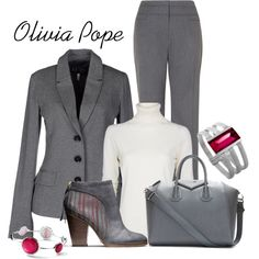 Olivia Pope.