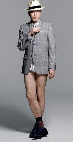Ewan McGregor. S)