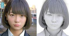 """フリーランスの夫婦CGユニット""""TELYUKA""""(テルユカ)のプロジェクト「Saya」の2016バージョンがつい先ほど公開されました。  御覧くださいこのクオリティ。"""