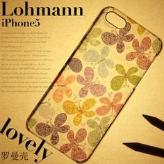 Simple and cute IPhone case