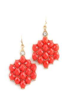 Poppy Dina Earrings | Emma Stine Jewelry Earrings