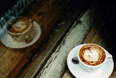 I want to have a pretty cup of coffee with my friends somewhere....