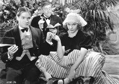 Bob Hope, Martha Raye in Never say die 1939