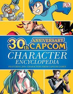Capcom 30th Anniversary Character Encyclopedia by BradyGames http://www.amazon.com/dp/1465414584/ref=cm_sw_r_pi_dp_bpAiwb0ZQ877Z