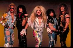 Twisted Sister ... those tix were free