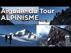 Aiguille du Tour voie Normale Champex refuge Plateau de Trient le Tour montagne alpinisme - 6983 - YouTube