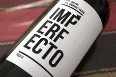 Imperfecto. Malbec - Elaborado por el enólogo Daniel Pi en Bodega Garage - Uvas del Valle de Uco - 97 p. James Suckling