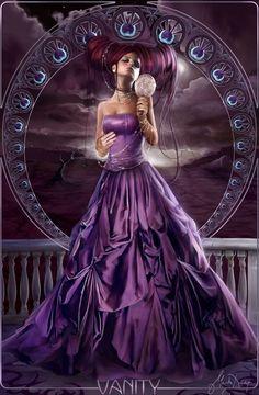 purple fairy superbe travail de design Warter de http://www.home-template.com/templates-wordpress/