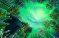A lost world by MountyTheBat on deviantART - Sonic Lost World - Sonic the Hedgehog